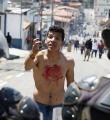 Gli Ultimi Momenti di vita di Kluiverth Roa 16enne Oppositore Venezuelano VIDEO
