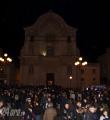 Sesta Fiaccolata del Dolore, questa notte fiaccolata in ricordo 309 vittime