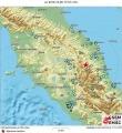 Terremoto a Macerata, Gente in Strada Anche a Roma
