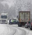 Maltempo terremoto, divieto di circolazione mezzi pesanti sulle strade provinciali