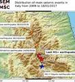Terremoto, Tutto è Iniziato dall'Aquila il 6 Aprile del 2009, Poi la Terribile Sequenza Appenninica