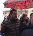 Salvini: dato voce a sindaci arrabbiati Bene se Boldrini parla di ritardi soccorsi, se lo faccio io.