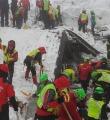 Hotel Rigopiano, a 5 giorni dalla tragedia i soccorsi non si fermano, ancora si spera