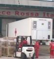 Emergenza, il Polo logistico della CRI di Avezzano impegnato accanto ai soccorritori