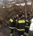 In Abruzzo dopo l'emergenza neve, il pericolo delle frane