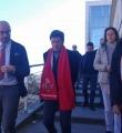 Morandi e Bocci in visita a Camerino, Chi di dovere dovrà farla rinascere