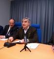Incontro con premier, D'Alfonso: chiesto allargamento cratere, ordinanza ad Hoc per maltempo