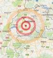 Scossa sismica nel Cantone Svitto in Svizzera, avvertito anche a Milano