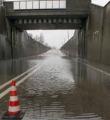 Maltempo a Montesilvano attivato Coc, strade allagate e sottopassi chiusi
