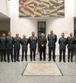 Visita del Prefetto di L'Aquila Linardi - al Comando Regionale della Guardia di Finanza