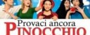 &quot;Provaci ancora Pinocchio&quot; in scena al Flaiano. Vinci i biglietti con Abruzzo24ore.tv