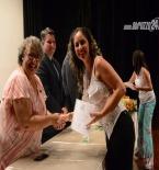 Venezuela:Consegna dei diplomi di fine corso alla Società Dante Alighieri di Maracay