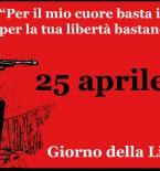 25 Aprile, celebrare la Liberazione significa ricordare i sacrifici per la Libertà e Democrazia