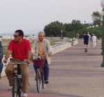 Pista ciclabile del Vomano, ultime verifiche Biciclettata Adriatica del 2 giugno