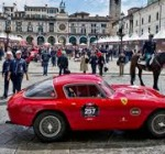 Mille miglia: ottimo risultato per i due pescaresi