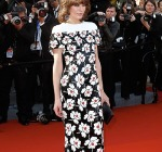 Milla Jovovich al Festival di Cannes