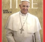 Papa Francesco persona dell'anno di TIME