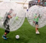 Torneo Bubble Football a Poggio Picenze