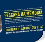 71 rintocchi per le bombe del '43. Pescara ricorda i suoi caduti
