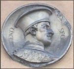 Muzio Attendolo Sforza il famoso capitano di ventura trovò la morte nel fiume Pescara