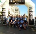 Runners Chieti alla Mezza Maratona di Salonicco
