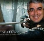 Luciano D'Alfonso Robin Hood