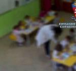 """Maltrattava i Piccoli nella """"Sua"""" Scuola Materna. Incastrata dal Video dei Carabinieri"""