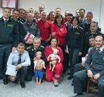 La Guardia Finanza e Croce Rossa, insieme per diffusione manovra di disostruzione pediatrica