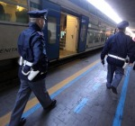 Sassi contro i treni: servizi straordinari Polfer Pescara