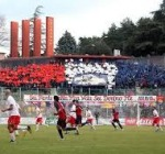 Sconfitta e addio definitivo ai play-off per i rossoblù. L'Aquila-Forlì 0-2