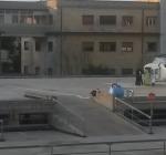 L'autotrasportatore è stato trasferito in eliambulanza a Pescara