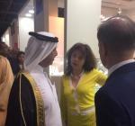 L'Abruzzo alla Fiera Orafa di Dubai con la Collezione di Allega Fulciarelli