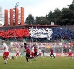 Commiato casalingo con sconfitta per i rossoblù, salvezza per i toscani. L'Aquila-Grosseto 0-1