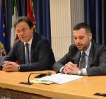 """Manifestazione """"No Ombrina"""" Forza Italia partecipa al corteo di Lanciano"""