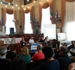 assemblea sblocca italia - foto da ansa