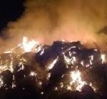 Incendio discarica Colle Marconi, Mazzocca indice vertice dopo l'incendio