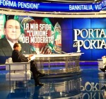 Silvio Berlusconi su facebook