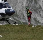 Turista tedesca colta da malore sul Gran Sasso soccorsa da Cnsas e 118