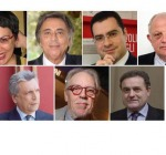 Cda Rai Rita Borioni, Guelfo Guelfi, Franco Siddi, Paolo Messa, Carlo Freccero, Arturo Diaconale
