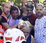 """Bimba ritrovata, il soccorritore: """"Piangeva voleva la sua mamma"""""""