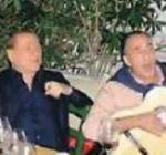 C'è Crisi a e Silvio Berlusconi Va Indigesta a Cena da 6000 Euro allo Smaila's. La Risposta