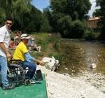 pesca per disabili