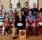 Presentazione campionato rugby eccellenza