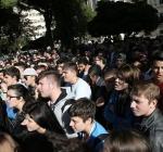 Consiglio comunale straordinario su Albeghiero, ricevuta da Alessandrini delegazione di studenti