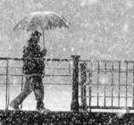 Allerta maltempo per domani, in Abruzzo previsti temporali e nevicate a bassa quota