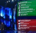 SANREMO 2016 - classifica seconda serata