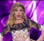 Sanremo 2016, Torna Belen Rodriguez... ma è Virginia Raffaele! Siparietto Hot con Mutanda in Vista