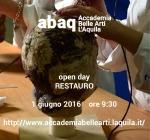 Restauro tele del Duomo, la scuola di restauro dell'accademia, ABAQ apre le porte del cantiere