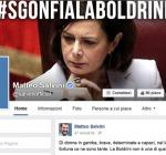 pagina facebook di Matteo Salvini