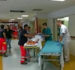 #Terremoto, Arrivano i Primi 19 Feriti All'Ospedale dell'Aquila